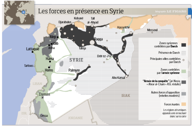 forces-syrie-daesh-nosra