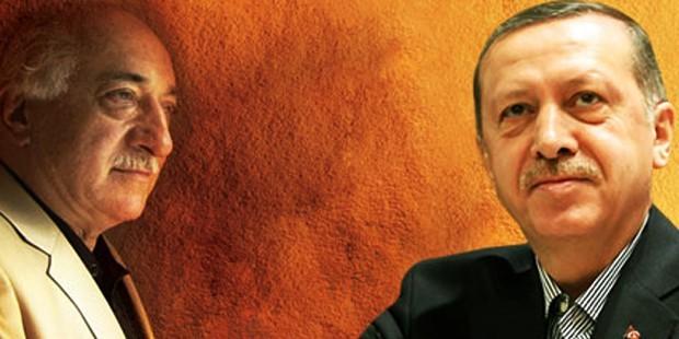 Fethullah Gülen - Recep Tayyip Erdoğan