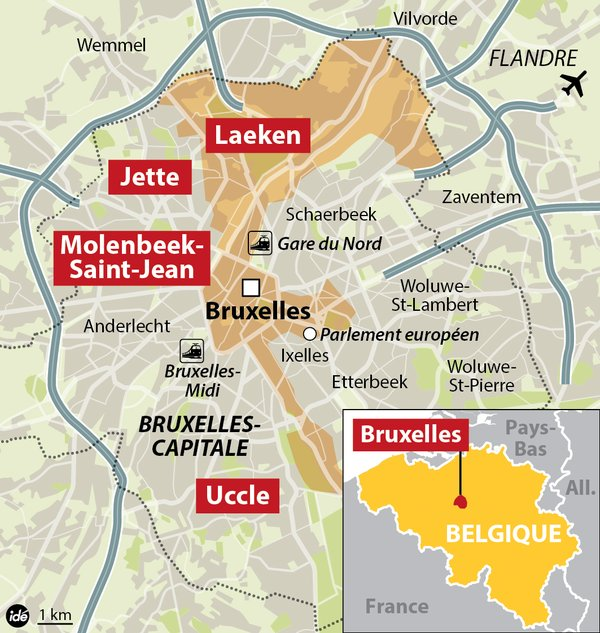 #Molenbeek