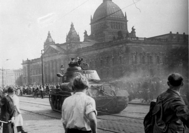 Leipzig, um den 17. Juni 1953