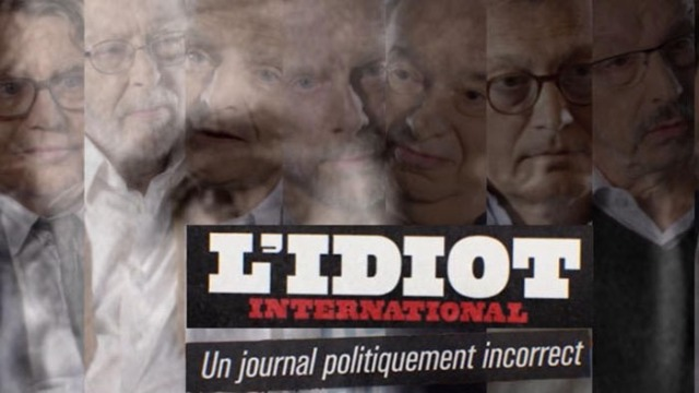 «L'Idiot International», un journal politiquement incorrect